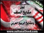 بين مشايخ السلف و مشايخ الربيع العربي